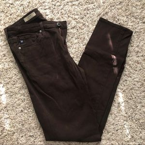 Brown AG jeans